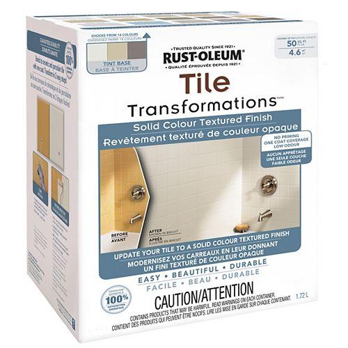 Tile Transformation Kit- Textured Stone Tintbase