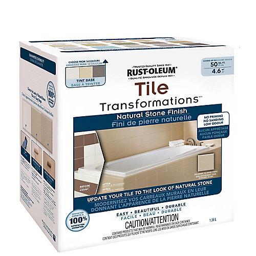 Tile Transformation Kit- Natural Stone Tintbase