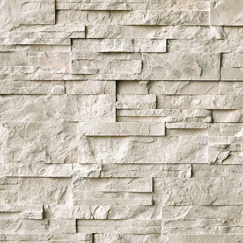 EasyStone Beige 3-inch x 15.5-inch Corner Wall Stone (4 linear ft. / case)