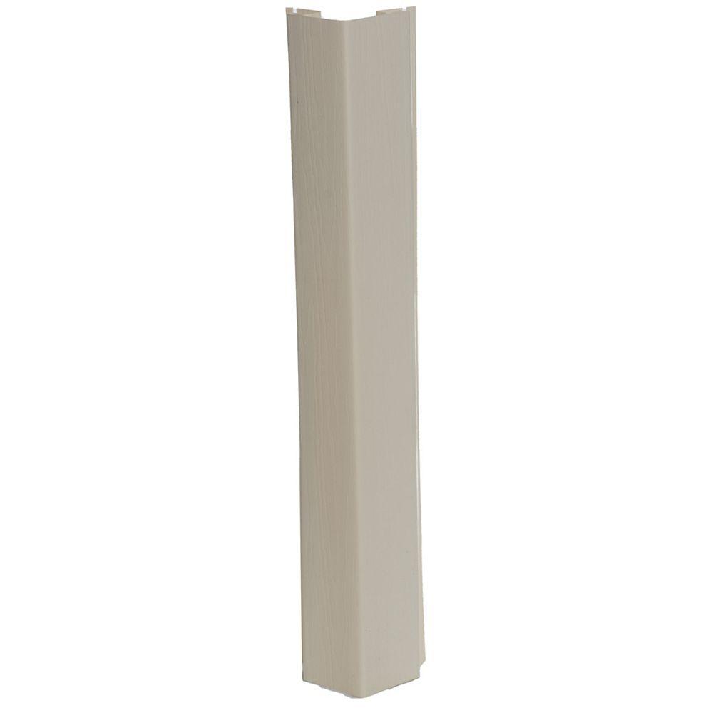 Abtco 1/2-inch Outside Corner Post (OSCP) Prairie Wheat (Piece)