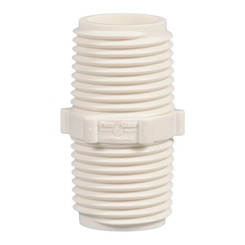 1/2 Inch Mpt X 1/2 Inch Mpt Pex Coupling (10-Pack)