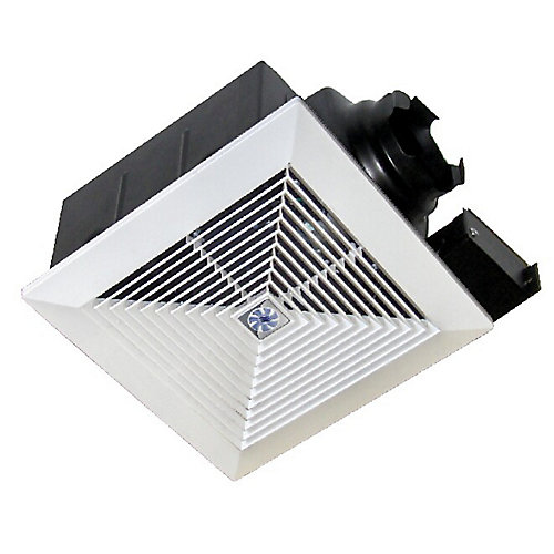 Softaire Extremely Quiet Ventilation Fan:  90 CFM,  1.0 sones - ENERGY STAR®