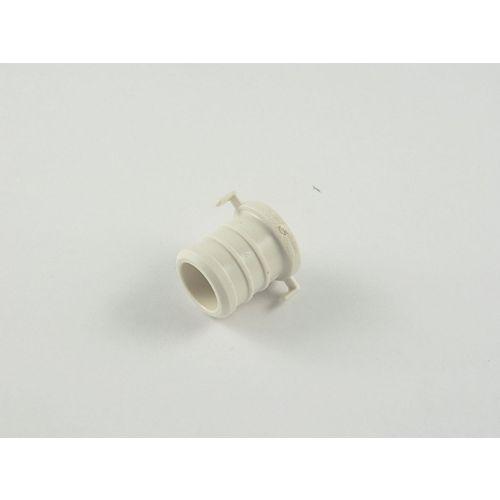 3/4 Inch Pex Acetal Test Plug - Black (10-Pack)