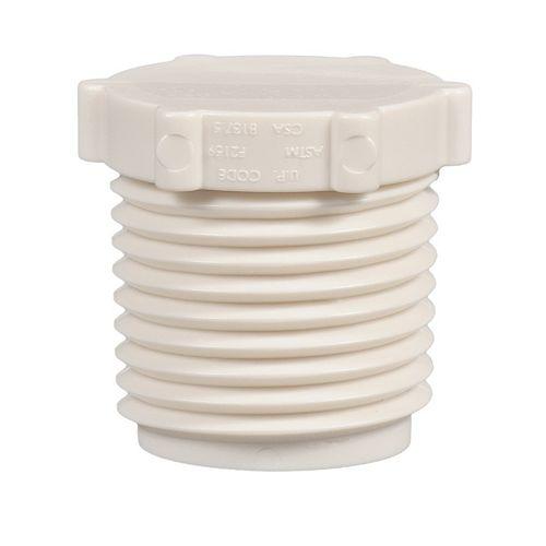 1/2 Inch Mpt Pex Plug (25-Pack)