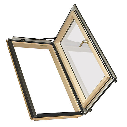24-inch x 38-inch  FWU-R Right Opening Roof Access Window - ENERGY STAR®