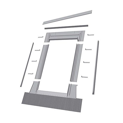 EHW High Profile Step Flashing for Roof Egress Window Model FWU 2446