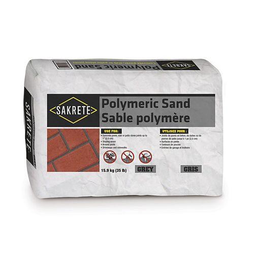 PolySand Bag 35 Lbs Grey