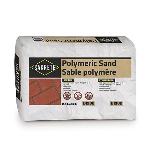PolySand Bag 35 Lbs Beige