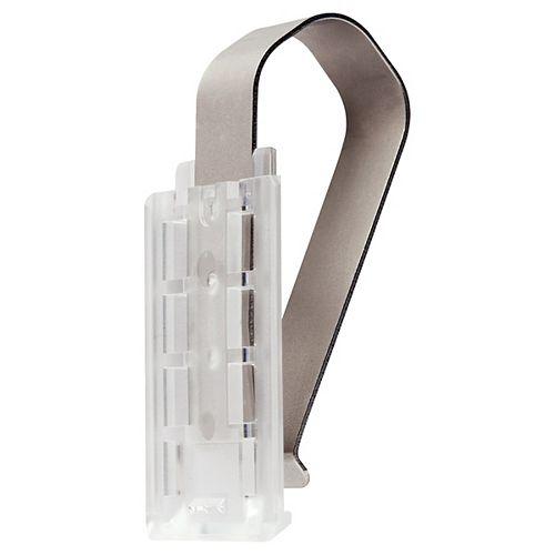 Clip de pare-soleil Caseta pour télécommande Pico
