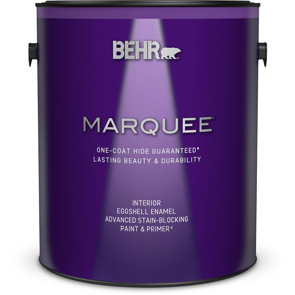 Behr Marquee Marquee 3.7 L Deep Base Eggshell Enamel Interior Paint with Primer