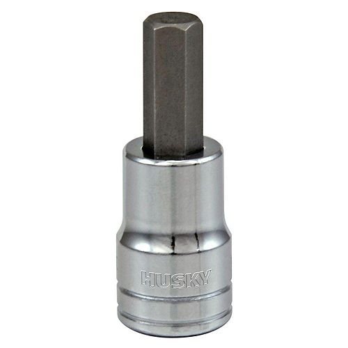 Husky 3/8-inch Drive 1/4-inch Hex Bit Socket