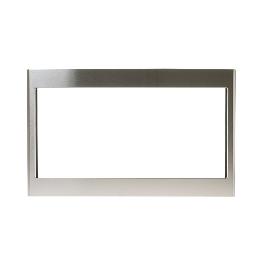 GE 27-inch Optional Trim Kit in Stainless Steel