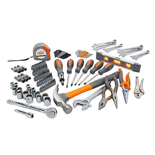 Homeowner's Tool Set (137-Piece)