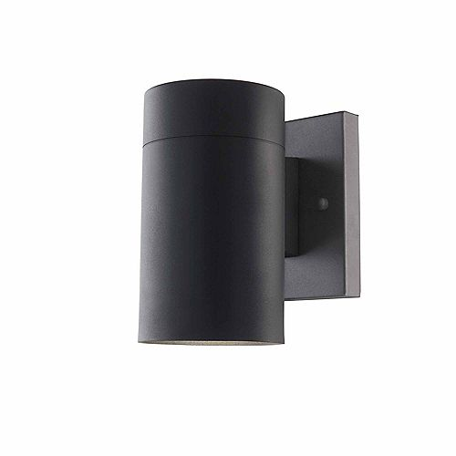 Morrilton 1-Light Black Outdoor Wall Lantern
