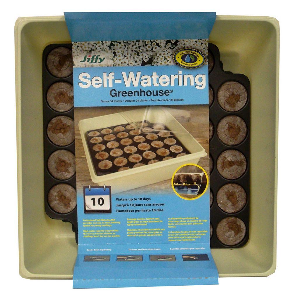 Jiffy Self-Watering Greenhouse 34