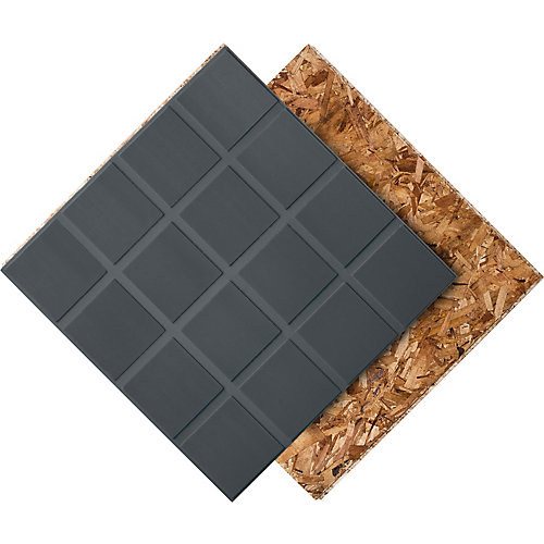 R+ Insulated Subfloor Panel 23.25 inch x 23.25 inch