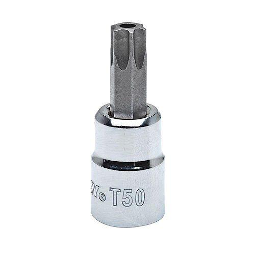 Embout Torx T50 Inviolable À Entraînement De 3/8 Po