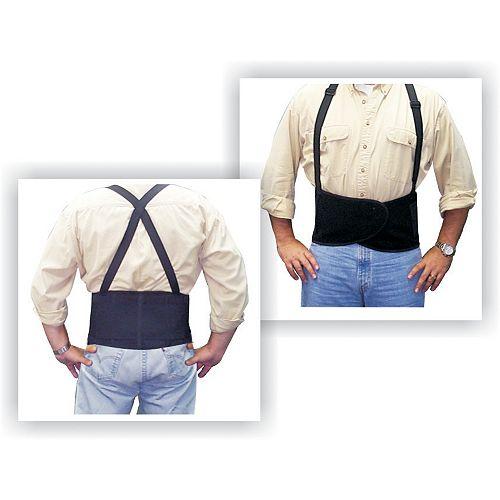 Black Back Belt, One Size Fits All
