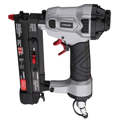 Husky Pneumatic 1-inch x 23-Gauge Headless Pin Nailer