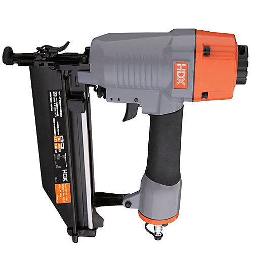 Pneumatic 16-Gauge Straight Finishing Nailer