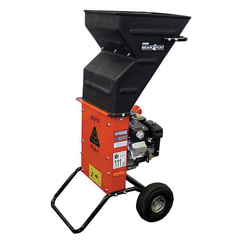 2-inch Gas Powered Chipper Shredder