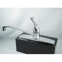 Economy Retro Kitchen Faucet, Delta Style, Single Lever