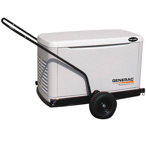 Air-Cooled Generator Transport Cart