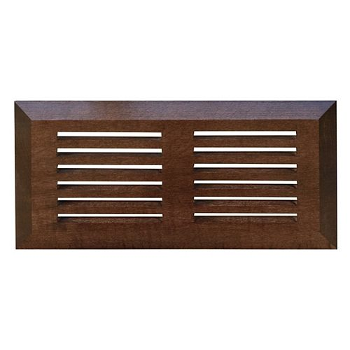Maple Tuscany top mount vent 4-inch x 10-inch