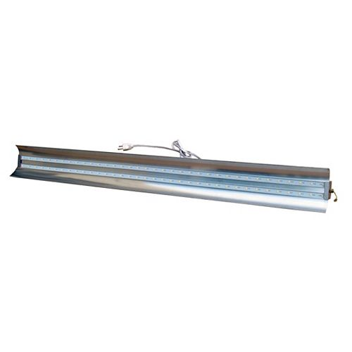 48 Inch LED Shoplight with Lens Cover