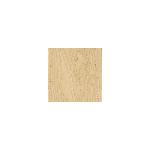 Échantillon - Plancher, bois massif, 3 1/4 po, érable naturel