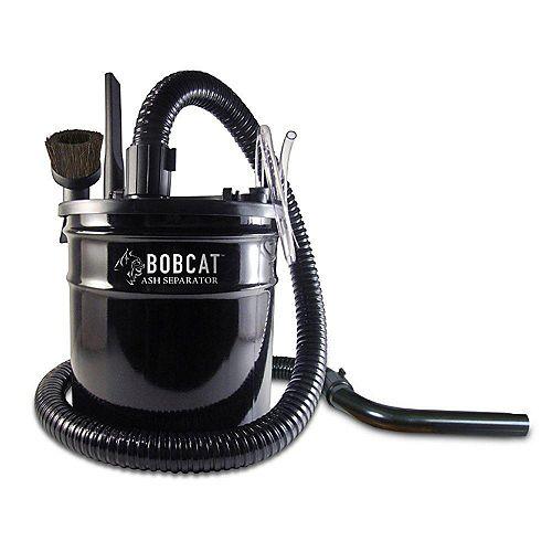 Séparateur de cendres BOBCAT, noir