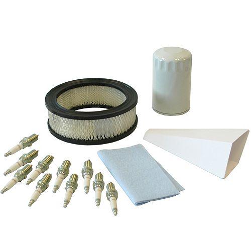 Trousse d'entretien régulier pour génératrices Generac à refroidissement par liquide équipées d'un moteur de 6,8 litres