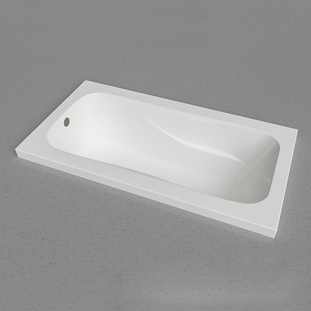 Valley Sol 66x32 Drop-In Tub