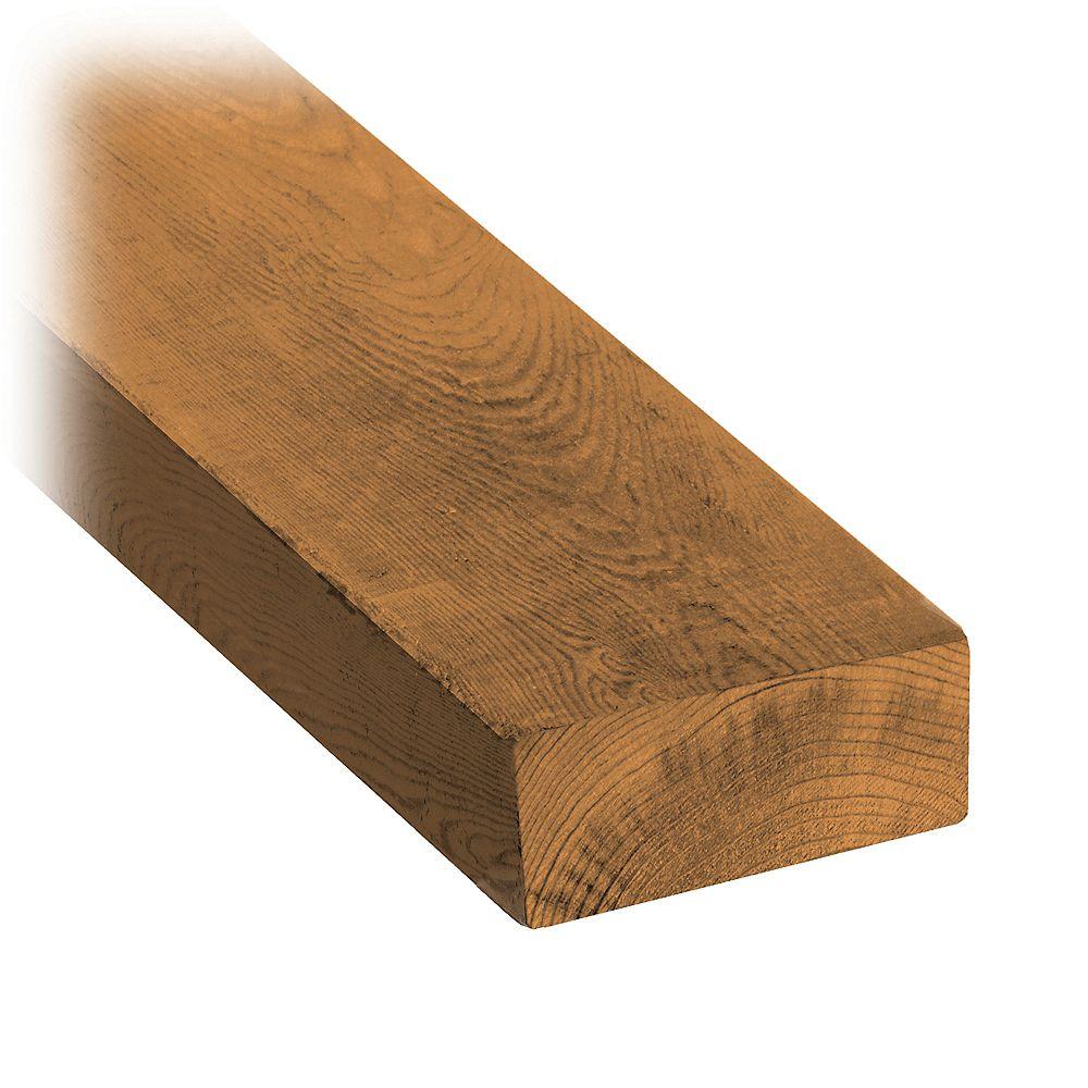 MicroPro Sienna 2 x 4 x 10' Treated Wood