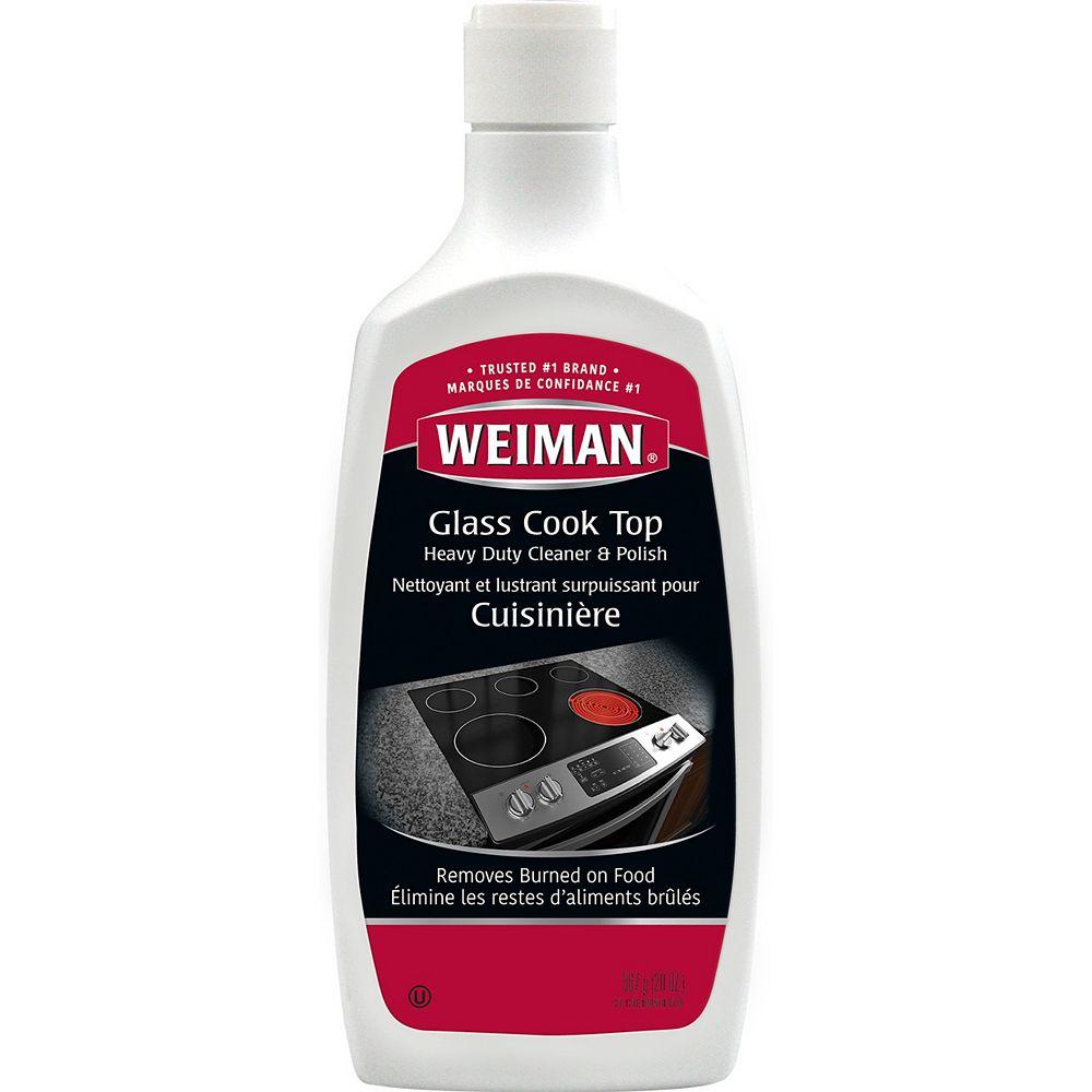 Weiman GLASS COOK TOP 567g Bottle