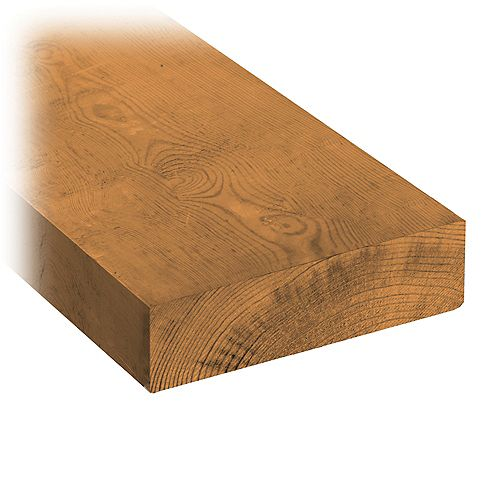 2 x 6 x 12' Pressure Treated Wood (Above Ground Use Only)