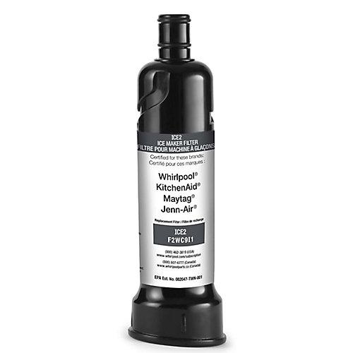 Locking 1/4 Turn Water Filter for Ice Machine - F2WC9I1