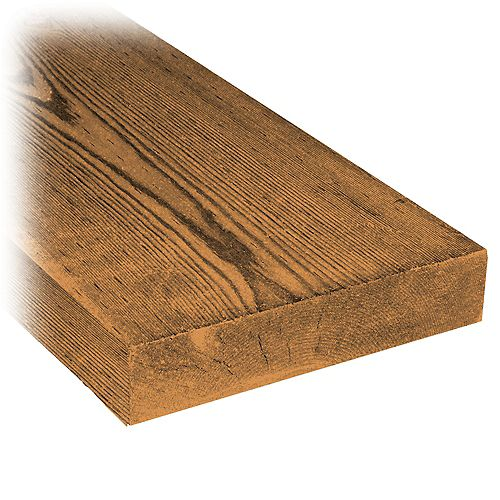 2 x 8 x 16' Treated Wood