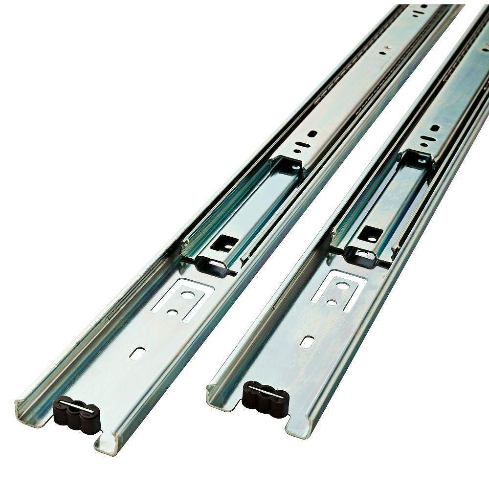 Liberty 22 inch Ball Bearing Drawer Slides
