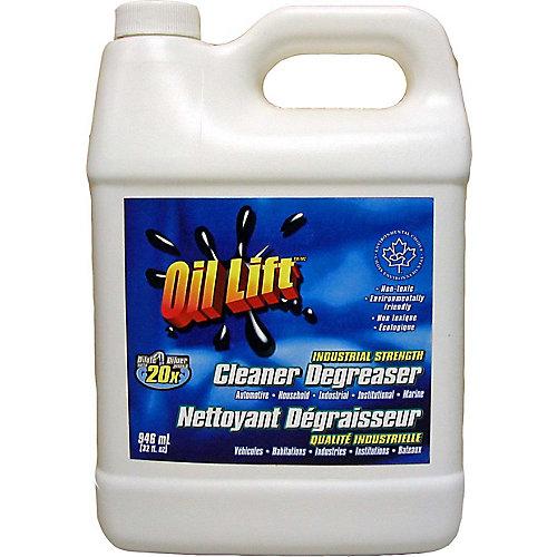 948 ml, Nettoyant-dégraisseur,  à  puissance industrielle, non-toxique
