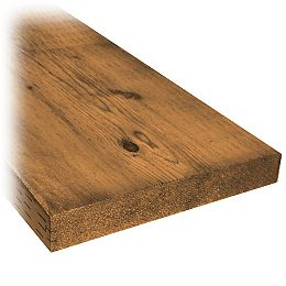 2 x 12 x 12' Pressure Treated Wood (Above Ground Use Only)