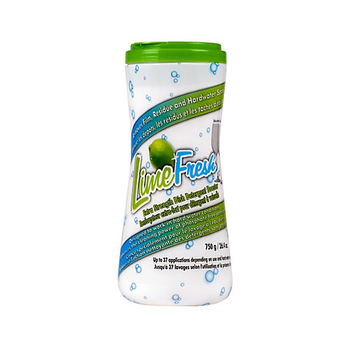LimeFresh Extra Strength Dish Detergent Booster 750G