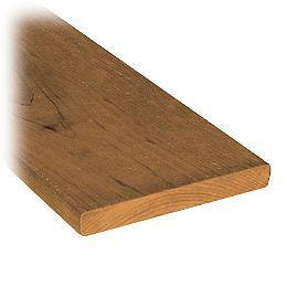 1 x 6 x 8' Pressure Treated Wood Fence Board
