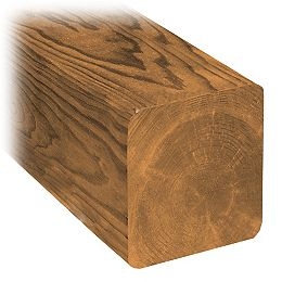 6 x 6 x 10' Pressure Treated Wood (Suitable for Ground Contact)