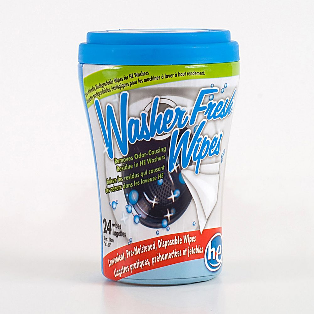 Fresh Productz High Efficiency Washing Machine Wipes
