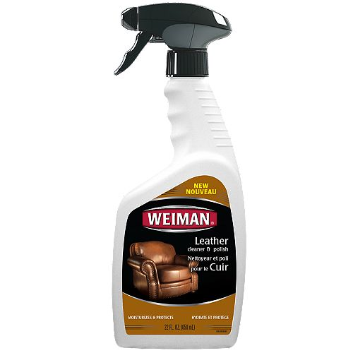 Leather Cleaner & Polish
