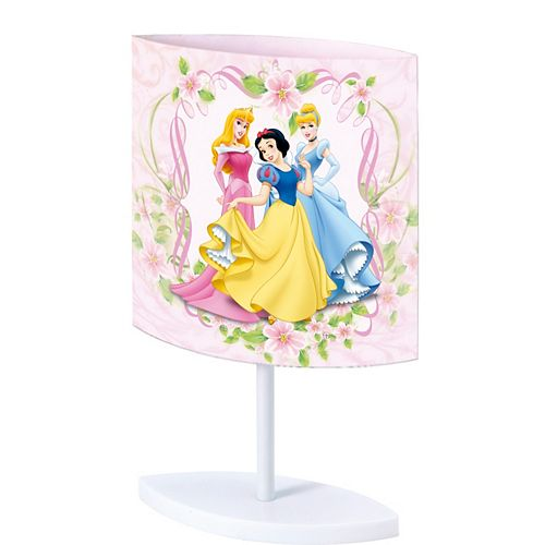 Lampe de table en polyproplene de  Disney/Princesse