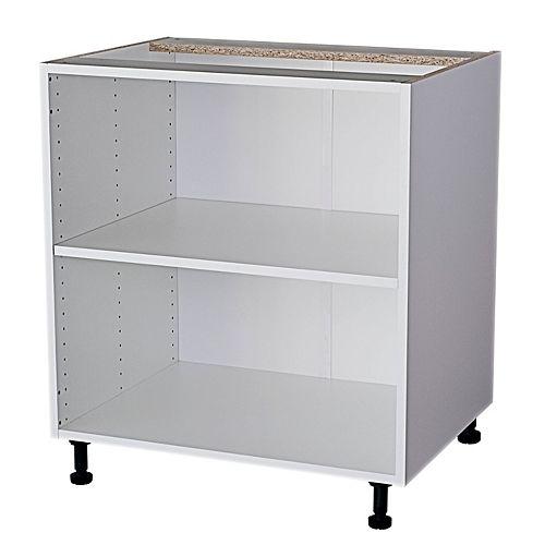 Vanity Base Cabinet 30x23x21 White