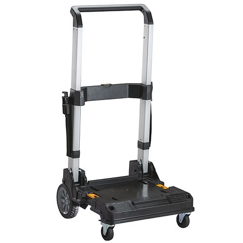 TSTAK Chariot utilitaire empilable Trolley
