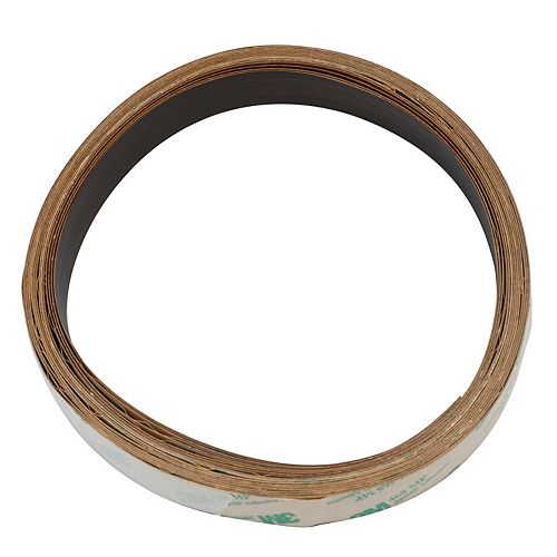 Edge band - Steel PVC (rl 25 inch feet)